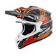 Orange Camo VX-35 Miramar Helmet