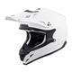 White VX-35 Helmet