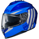 Blue/Gray IS-17 MC-2 Grapple Helmet
