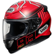 Red/Black/White RF-1200 Marquez 3 TC-1 Helmet