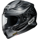 Black/Gray RF-1200 Valkyrie TC-5  Helmet