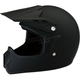 Youth Matte Black Roost SE Helmet
