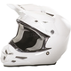 White F2 Carbon Helmet