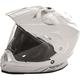 White Trekker Helmet