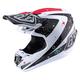 White Twilight SE4 Carbon Helmet