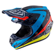 Navy Twilight SE4 Carbon Helmet