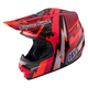 Red Air Beams Helmet