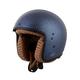 Matte Metallic Blue Belfast Helmet