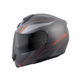 Matte Phantom/Orange EXO-GT3000 Sync Modular Helmet