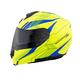 Matte Neon/Blue EXO-GT3000 Sync Modular Helmet