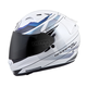 White EXO-T1200 Mainstay Helmet
