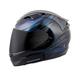 Silver/Blue EXO-T1200 Mainstay Helmet