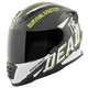 Hi-Viz/White/Black Quick and the Dead SS1310 Helmet