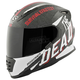 Red/White/Black Quick and the Dead SS1310 Helmet