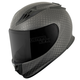 Black Carbon Speed SS4000 Helmet