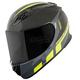 Hi-Vis/Black Lightspeed SS3000 Helmet