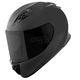 Matte Black Solid Speed SS3000 Helmet
