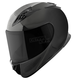 Black Solid Speed SS3000 Helmet