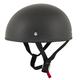 Matte Black SS210 Helmet