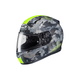 Flat Dark Gray/Light Gray/Hi-Vis Green CL-17 Void Helmet