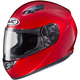 Candy Red CS-R3 Helmet