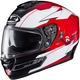 Black/Red/White MC-1 RPHA-ST Zaytun Helmet