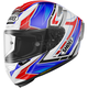 Blue/White/Black X-Fourteen Asail TC-2 Helmet