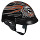 Black Stitches Helmet