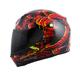 Red EXO-R410 Dr. Sin Helmet