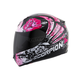 Black/Pink EXO-R410 Novel Helmet