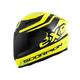 Black/Neon EXO-R2000 Fortis Helmet