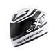 White/Black EXO-R2000 Fortis Helmet