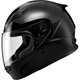 Gloss Black FF49 Street Helmet