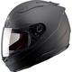Flat Black FF88 Helmet