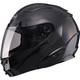 Black GM64 Modular Helmet