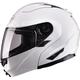 Pearl White GM64 Modular Helmet
