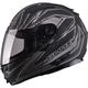 Flat Black/Silver GM64 Derk Modular Helmet