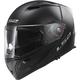 Matte Black Metro Modular Helmet
