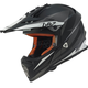Gray/Black Fast Race Helmet