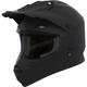 Matte Black TX228 Helmet