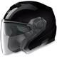 Gloss Black N40 Jet N-Com Helmet
