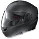Flat Black N104 Evo MCS Modular Helmet