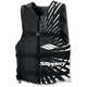 Black Super Impulse Vest - 32400486