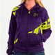 Whirl Premium Purple Zip-Up