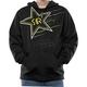 Black Supernova Rockstar Energy Zip Hoody