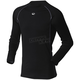 Black Base Layer Long Sleeve Shirt