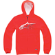 Red Chapman Zip Hoody