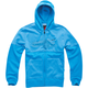 Blue Heather Recovery Zip Hoody
