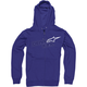 Royal Blue Ranking Zip Hoody