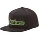 Black Latimer Snapback Hat - 10148500110A